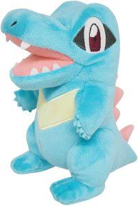 Figura de Totodile de Peluche 2 - Figuras coleccionables de Totodile de Pokemon