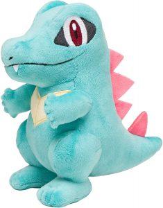 Figura de Totodile de Peluche - Figuras coleccionables de Totodile de Pokemon