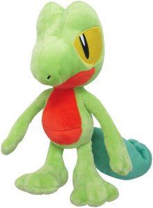 Figura de Treecko de Peluche - Figuras coleccionables de Treecko de Pokemon