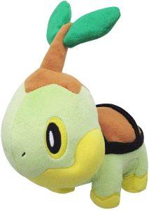 Figura de Turtwig de Peluche - Figuras coleccionables de Turtwig de Pokemon