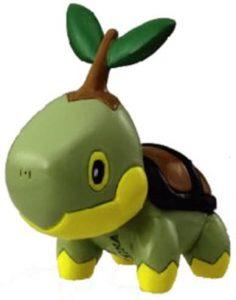 Figura de Turtwig de Takara Tomy - Figuras coleccionables de Turtwig de Pokemon