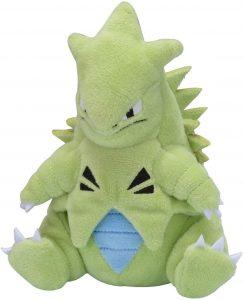 Figura de Tyranitar de Peluche - Figuras coleccionables de Tyranitar de Pokemon