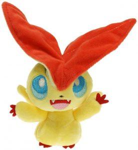 Figura de Victini de Peluche - Figuras coleccionables de Victini de Pokemon