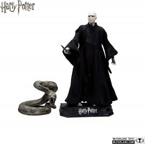Figura de Voldemort de McFarlane Toys - Figuras coleccionables de Voldemort de Harry Potter