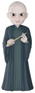 Figura de Voldemort de Rock Candy - Figuras coleccionables de Voldemort de Harry Potter