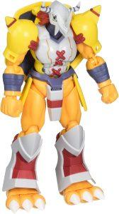 Figura de Wargreymon de Digimon de Bandai - Figuras coleccionables de Digimon