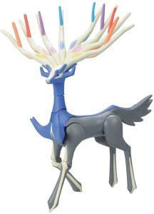 Figura de Xerneas de Bandai - Figuras coleccionables de Xerneas de Pokemon
