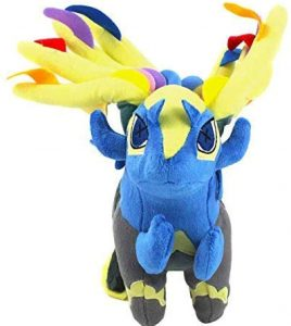 Figura de Xerneas de Peluche 2 - Figuras coleccionables de Xerneas de Pokemon