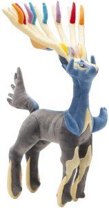Figura de Xerneas de Peluche - Figuras coleccionables de Xerneas de Pokemon