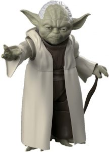 Figura de Yoda de Bandai - Figuras coleccionables de Yoda de Star Wars