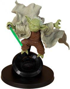 Figura de Yoda de Banpresto - Figuras coleccionables de Yoda de Star Wars