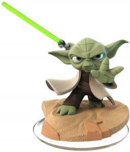 Figura de Yoda de Disney Infinity - Figuras coleccionables de Yoda de Star Wars