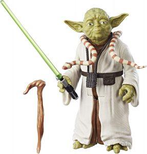 Figura de Yoda de Hasbro - Figuras coleccionables de Yoda de Star Wars