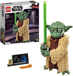 Figura de Yoda de Lego - Figuras coleccionables de Yoda de Star Wars
