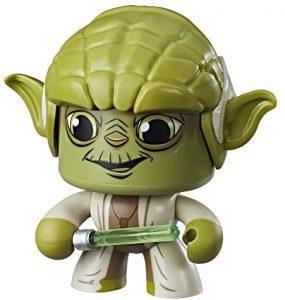 Figura de Yoda de Mighty Muggs - Figuras coleccionables de Yoda de Star Wars