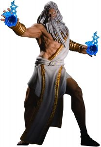 Figura de Zeus de God of War de God of War 3 - Figuras coleccionables de God of War
