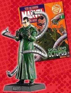 Figura del Doctor Octopus de Eaglemoss - Figuras coleccionables del Doctor Octopus