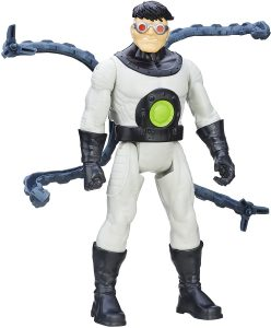 Figura del Doctor Octopus de Hasbro - Figuras coleccionables del Doctor Octopus