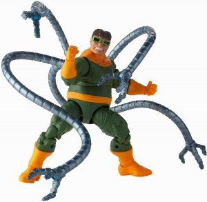 Figura del Doctor Octopus de Marvel Legends Series - Figuras coleccionables del Doctor Octopus