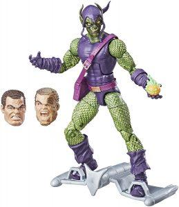 Figura del Duende Verde de Marvel Legends Series - Figuras coleccionables del Duende Verde