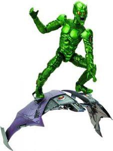 Figura del Duende Verde de Toy Biz - Figuras coleccionables del Duende Verde