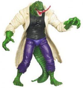 Figura del Lagarto de Hasbro - Figuras coleccionables del Lagarto