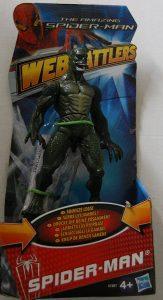 Figura del Lagarto de The Amazing Spider-Man de Hasbro - Figuras coleccionables del Lagarto