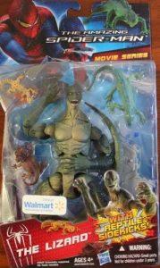 Figura del Lagarto de Walmart de Hasbro - Figuras coleccionables del Lagarto