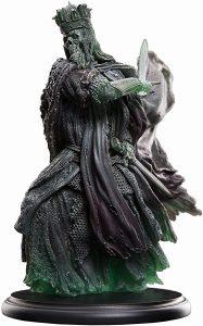 Figura del Rey de los Muertos de Weta Collectibles - Figuras coleccionables del Rey de los Muertos del Señor de los anillos