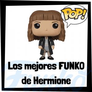 Figuras FUNKO POP de Hermione Granger de Harry Potter - Funko POP de Hermione Granger