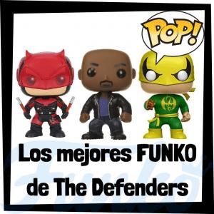 Figuras FUNKO POP de The Defenders - Funko POP de los personajes de los Defensores