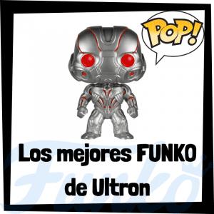 Figuras FUNKO POP de Ultron - Funko POP de Ultron