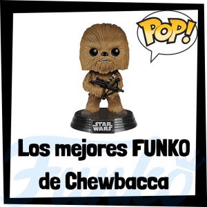 Figuras FUNKO de Chewbacca de Star Wars - Funko POP de Chewbacca
