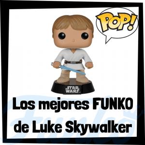 Figuras FUNKO de Luke Skywalker de Star Wars - Funko POP de Luke Skywalker