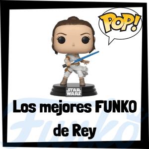 Figuras FUNKO de Rey de Star Wars - Funko POP de Rey