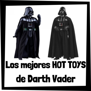 Figuras Hot Toys de Darth Vader - Hot Toys de figuras de colección de Darth Vader de Star Wars