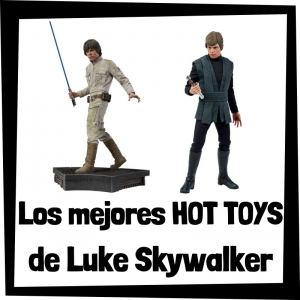 Figuras Hot Toys de Luke Skywalker - Hot Toys de figuras de colección de Luke Skywalker de Star Wars