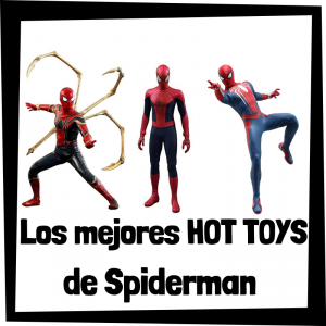 Figuras Hot Toys de Spiderman - Hot Toys de figuras de colección de Spiderman