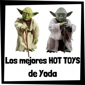 Hot Toys de Yoda