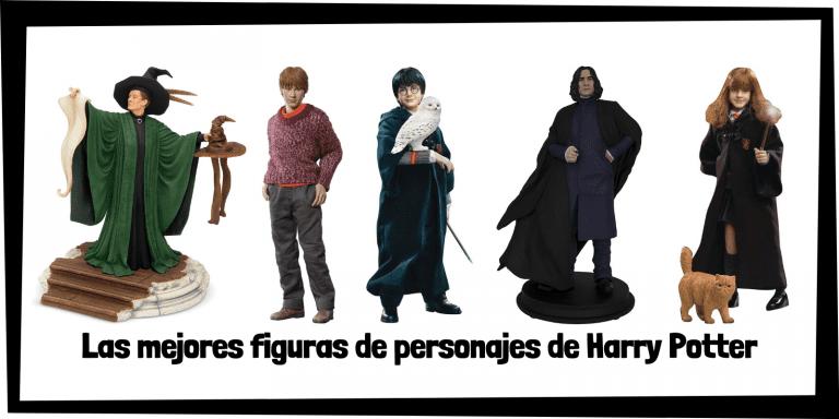 Figuras coleccionables de personajes de Harry Potter - Figuras de colección de Harry Potter de personajes
