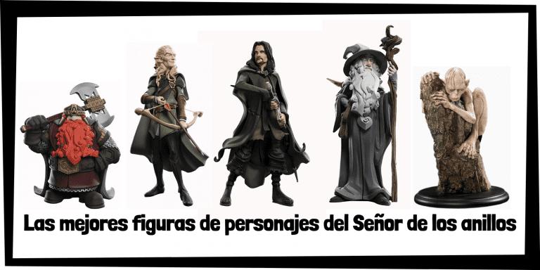 Figuras coleccionables de personajes del Señor de los Anillos - Figuras de colección del Señor de los Anillos de personajes