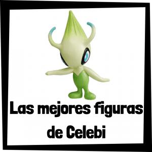 Figuras de acción y muñecos de Celebi