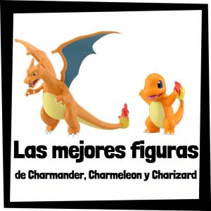 Figuras de acción y muñecos de Charmander, Charmeleon y Charizard