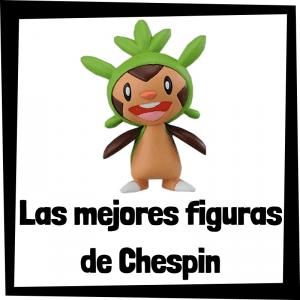 Figuras de acción y muñecos de Chespin