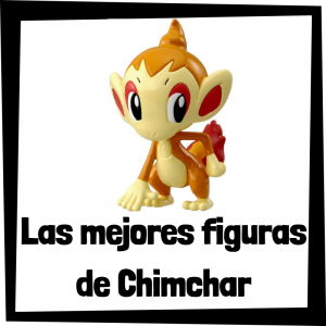 Figuras de acción y muñecos de Chimchar