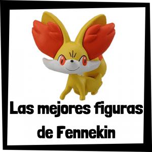 Figuras de acción y muñecos de Fennekin