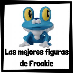 Figuras de acción y muñecos de Froakie