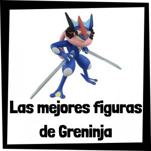 Figuras de Greninja de Pokemon - Las mejores figuras de la colección de Greninja