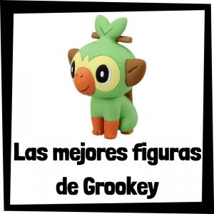 Figuras de acción y muñecos de Grookey
