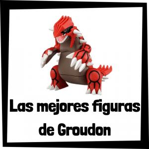 Figuras de acción y muñecos de Groudon